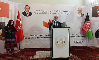Türkiye-Afganistan dostluk günü kutlandı