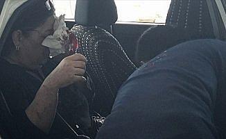 'Uber' şoförünün kadın yolcuyu darbettiği iddiası