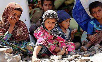 UNICEF'ten çarpıcı Yemen raporu