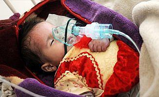 'Yemen'de 2017'de her gün en az 5 çocuk öldü ya da yaralandı'