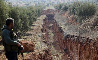 'YPG/PKK'nın 'tank hendekleri' tuzağının arkasında kurmay akıl var'