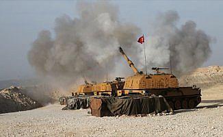 Zeytin Dalı Harekatı'nda 3567 terörist etkisiz hale getirildi