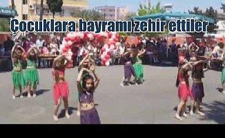 23 Nisan Bayramı'nda çocuklara kıyafet şoku