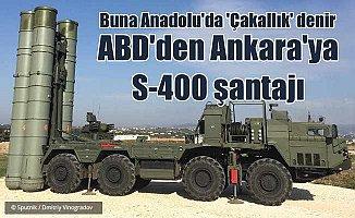 ABD füze satamayınca şantaja başladı: Ankara'ya yaptırım tehdidi