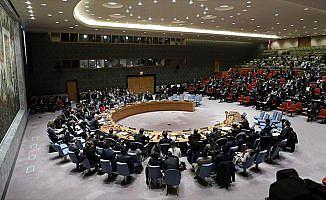 ABD'den BMGK'nin 'İsrail' talebine ret