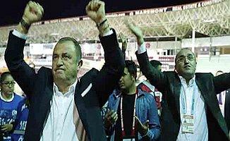 """Albayrak """"Şampiyonluk bizim elimizde"""""""
