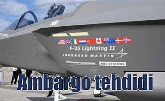Amerika bu yüzden güvenilmez müttefik: 3 senatörden F-35 engeli
