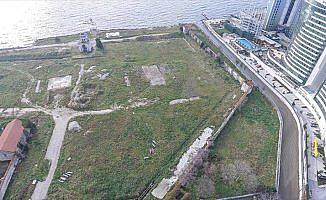Ataköy sahili konutlara değil parklara ev sahipliği yapacak