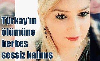 Azeri kızı Türkay'ın ölümüne herkes sessizce izlemiş