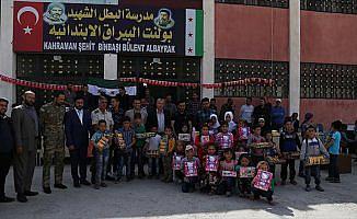 Bab'da ilk 23 Nisan kutlaması yapıldı