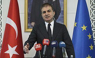 Bakan Çelik'ten AB'ye Yunanistan ve Rum yönetimi tepkisi
