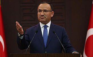 Başbakan Yardımcısı Bozdağ: Bu, siyasi ahlaksızlığın en yeni ve en son örneğidir