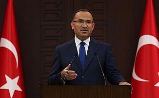 Başbakan Yardımcısı Bozdağ: Saldırıda İncirlik Üssü kullanılmadı