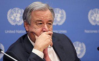 BM Genel Sekreteri Guterres: Soğuk savaş geri döndü