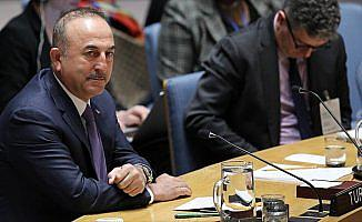 Çavuşoğlu'dan Avrupalı siyasilere 'ayrılıkçı dil' uyarısı