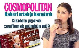 Chocolate Slim: Çikolata Slim nasıl zayıflatıyor?