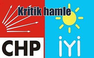 CHP'den kritik hamle; 15 milletvekili İYİ Parti'ye geçiyor