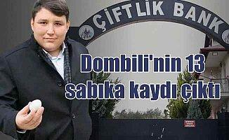 Çiftlik Bank skandalı: Mehmet Aydın'ın 13 sabıkası birden çıktı