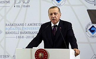 Cumhurbaşkanı Erdoğan: Erken seçim kararıyla ülkemizle ilgili senaryoları altüst ettik