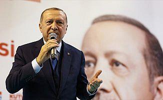 Cumhurbaşkanı Erdoğan: Fransa teröre yardakçılık yapıyorsun