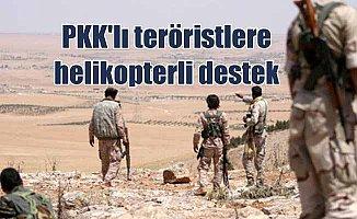 Deyrizor'da PKK'lı teröristlerle Esad güçleri arasında çatışma