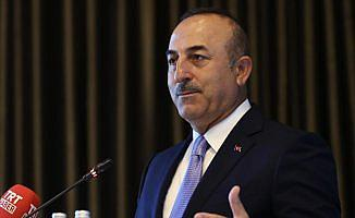 Dışişleri Bakanı Çavuşoğlu: Suriye'yi bu rejimden kurtarmamız gerekiyor