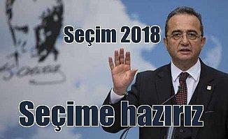 Erken Seçim 2018; CHP'den hodri meydan