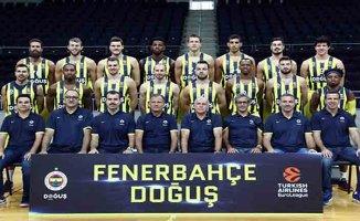 Fenerbahçe Doğuş Final Four için sahada