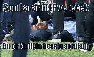 Fenerbahçe - Beşiktaş maç sonucu kararını federasyon verecek