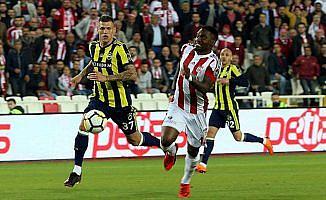 Fenerbahçe'ye Sivas'ta 3 puan