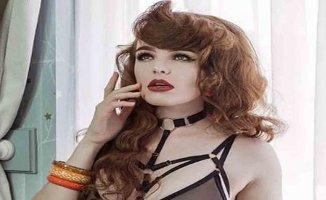 Instagram'ın yeni yıldızı: Kızıl cazibe