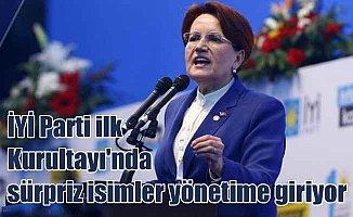 İyi Parti'de Akşener yeniden genel başkan seçildi