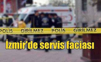 İzmir Selçuk'ta servis faciası, 25 yaralı var