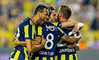 Kadıköy'de derbilerin hakimi Fenerbahçe