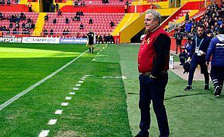 Kayserispor'da Sumudica'nın sözleşmesi uzatıldı