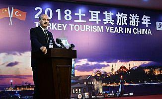 Kültür ve Turizm Bakanı Kurtulmuş: Çin ile birçok alanda ortak proje geliştirme imkanına sahibiz