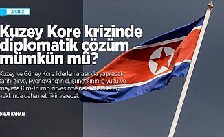 Kuzey Kore krizinde diplomatik çözüm mümkün mü?