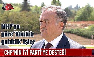 MHP'den İYİ Parti'ye 5 Milletvekili geçecek mi?