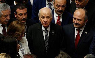 MHP Genel Başkanı Bahçeli: CHP Genel Kurula gerilim yaratmak için gelmiş