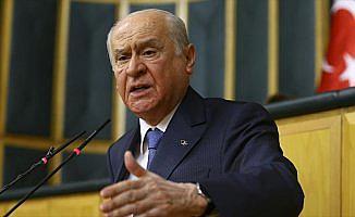 MHP Genel Başkanı Bahçeli: Siyaset hile ve hülle kabul etmez
