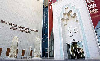 MHP'de aday adaylığı başvurusu yarın başlıyor