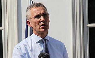 NATO Genel Sekreteri Stoltenberg: Türkiye NATO sınırlarını korumada kilit rol oynuyor