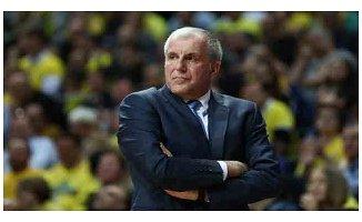 """Obradovic""""Üçüncü maçtan daha iyi oynamalıyız"""""""