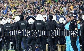 Olaylı derbi: Fenerbahçe Beşiktaş maçı için savcılık devrede