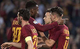 Roma, Cengiz Ünder'in golüyle güldü