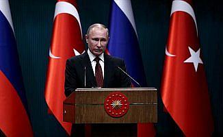 Rusya Devlet Başkanı Putin: S-400 sistemlerinin teslimat sürelerinin azaltılmasına karar verdik