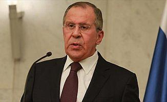 Rusya Dışişleri Bakanı Lavrov: Trump, ABD'nin Suriye'den çıkacağı sözüne şimdilik bağlı