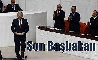 Seçim 2018: Son Başbakan helallik istedi