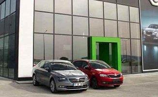 Skoda'nın En İyi Yetkili Satıcısı Avek Otomotiv oldu