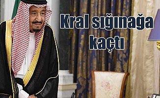 Suudi Arabistan'da darbe korkusu; Bir küçük drone ülkeyi karıştırdı